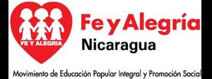 Logo de Fe y alegría